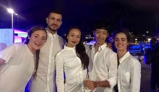 【活動報告】ベルギー・アントワープでのダンスプロジェクトに参加しました