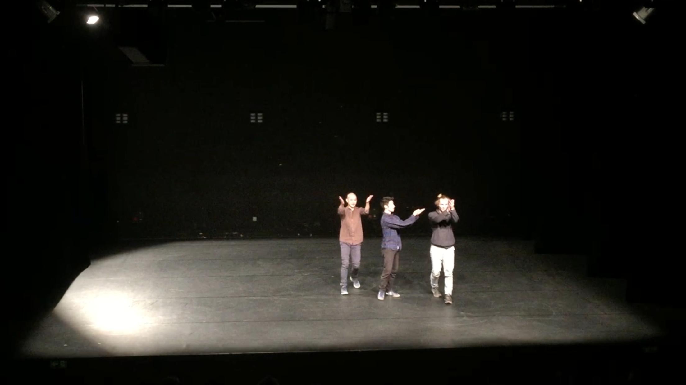 OnAlertパリ公演