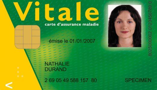 プロダンサーの私がフランスの国民保険に申し込んで手元にCarteVitaleのカードが届くまでの話。